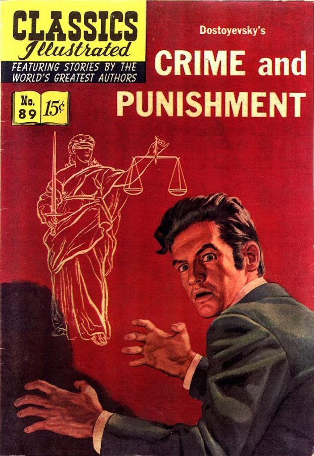 Dostoevsky's Pulp Fiction