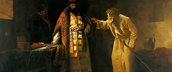 Как Иван Грозный изгнал из Москвы сорок