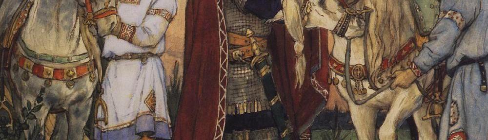 Как проводила разведку княгиня Ольга