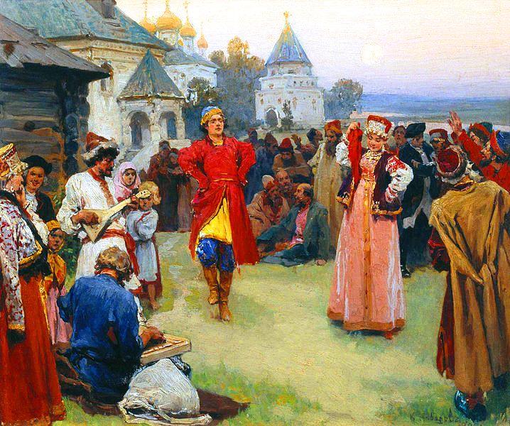 7 способов водить хоровод по-русски