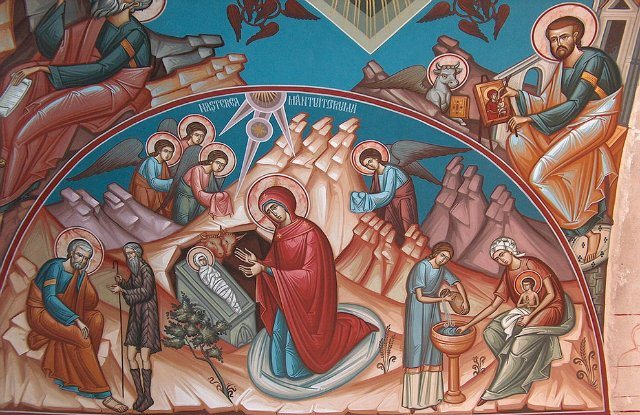 Какая история у празднования Рождества Христова