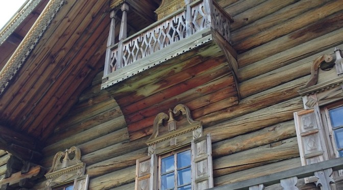 Какие орнаменты защищали русскую избу