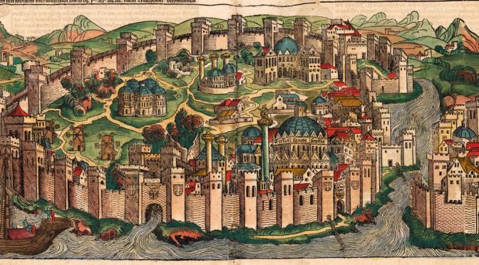 Чему русских научили византийцы