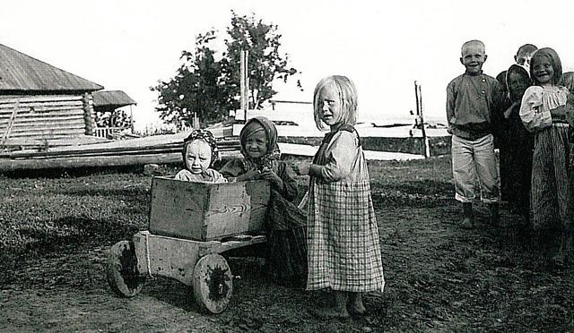 Как русские давали имена детям