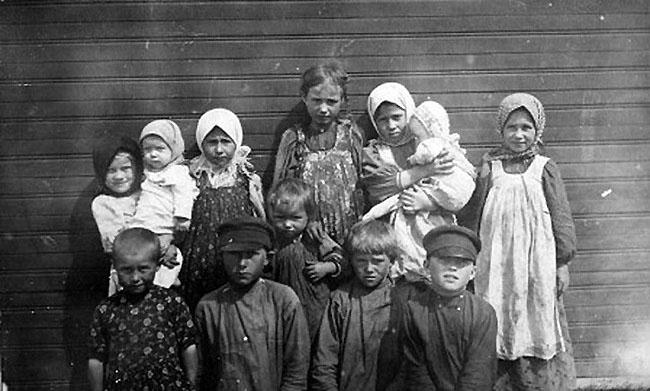 Почему детям на Руси не надо было придумывать имена