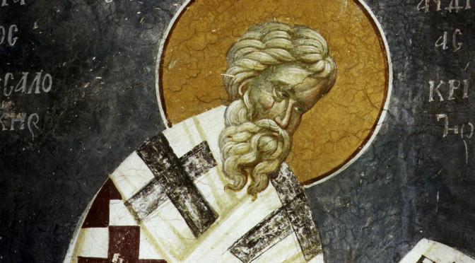 Преподобный Андрей Критский: покаянный диалог с душой