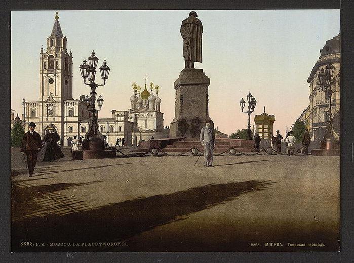 7 страстей по памятнику Пушкину