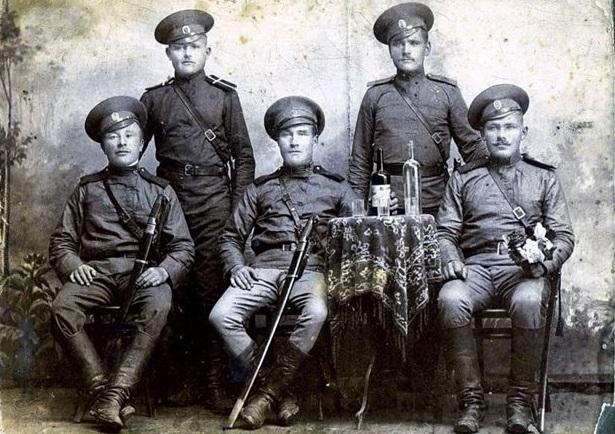 казаки забайкальские фото