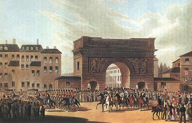 Русская оккупация Парижа в 1814 году: что увидели французы