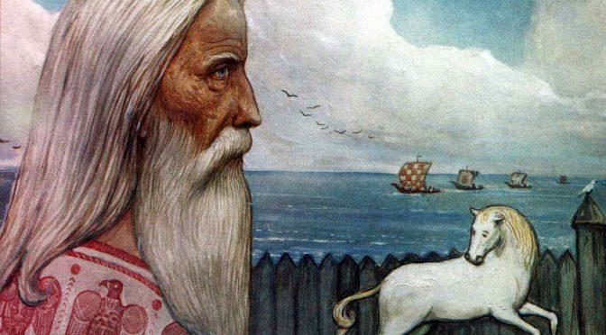 Гостомысл: человек, которых призвал Рюрика