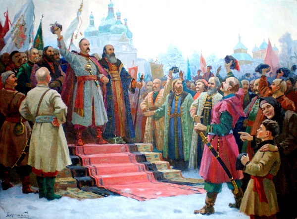 7 фактов о присоединении Малороссии к России