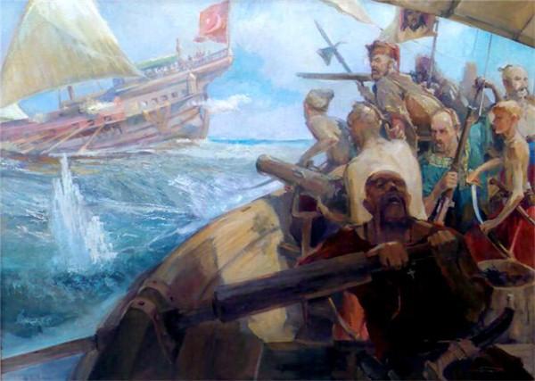 Казаки-флибустьеры: самые свирепые пираты Черного моря