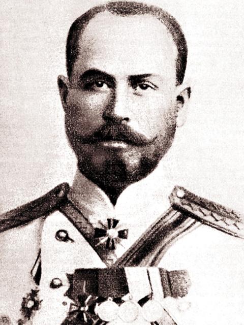 Александр Булатович: последний еретик Российской империи