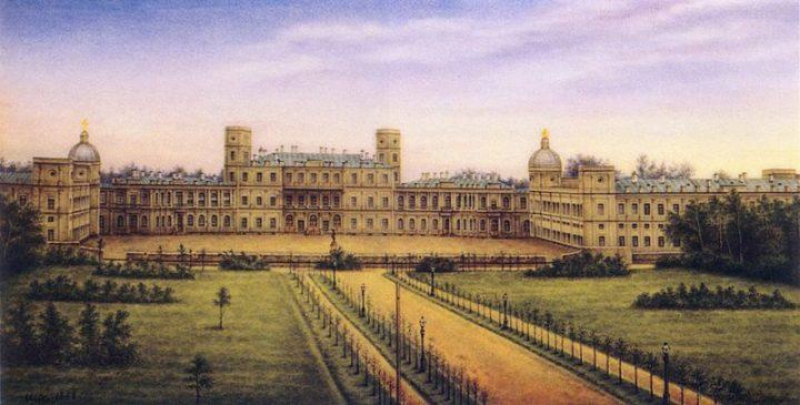 Gatchina_palace._Painted_porcelain