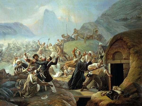Кавказская война: самая долгая в истории России