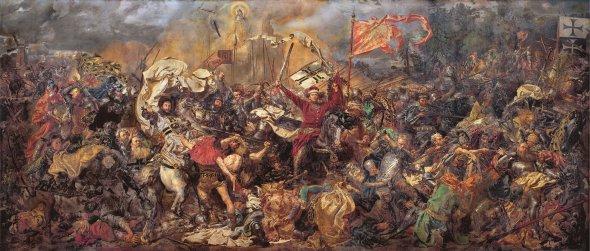 История противостояния русских и немцев