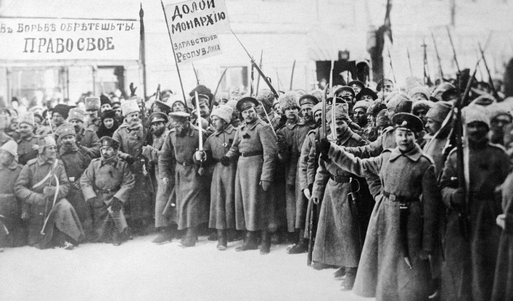 Кто заказал российскую Февральскую революцию?