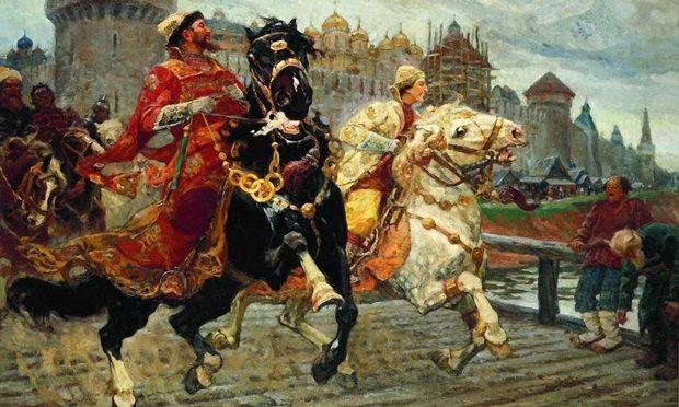 Зачем Грозный перенес столицу в Александровскую слободу