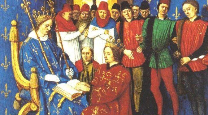 Почему короли Франции клялись на русском Евангелии