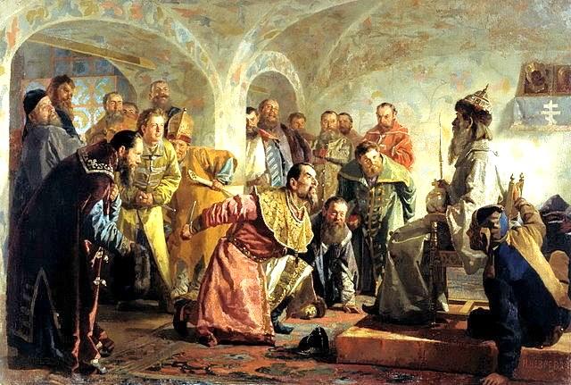 Иван Грозный: казнить изменника, чтобы он не попал в Царствие Небесное