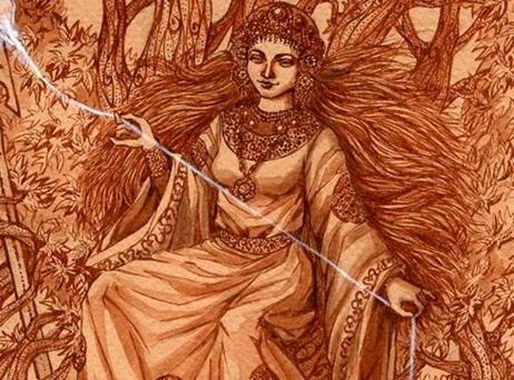 Кто такая богиня Мокушь: главная богиня славянского пантеона