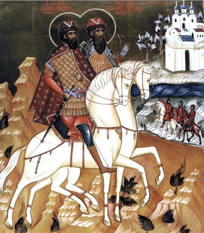 Благоверный князь Довмонт: литовец, ставший русским святым