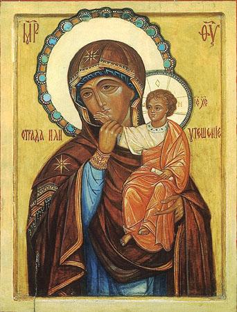 9 главных чудотворных икон Афона
