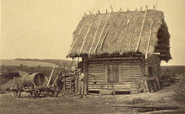 Красный угол, печь и другие важные места в русской избе