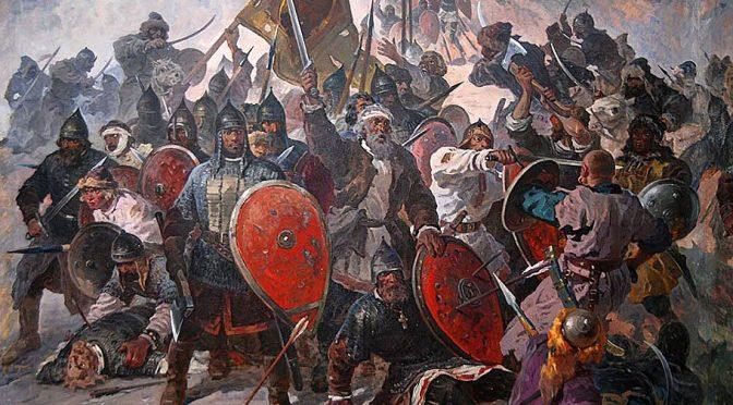Оборона города Козельска от полчищ Батыя: как это было