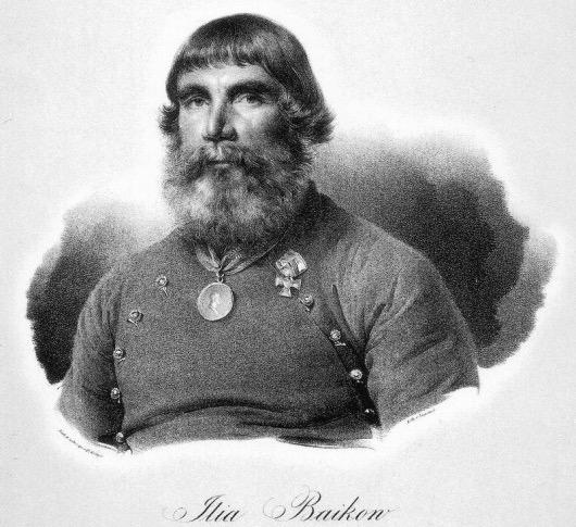 Илья Байков: кучер влиятельнее генерала