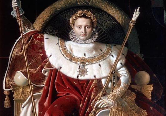 Делили ли мир Наполеон и Павел I