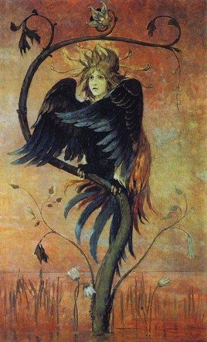 В.М.Васнецов-Гамаюн-птица-вещая-1895г