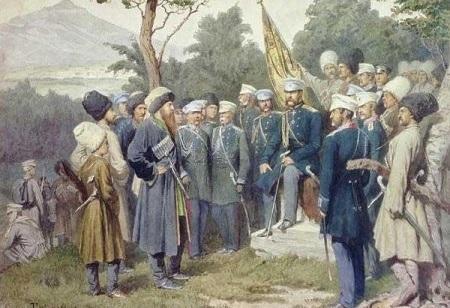 Зачем русские Кавказ завоевали