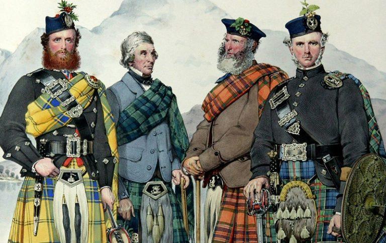Какое влияние шотландцы оказали на историю России?