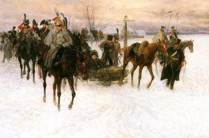Куда Наполеон спрятал сокровища, вывезенные из Москвы