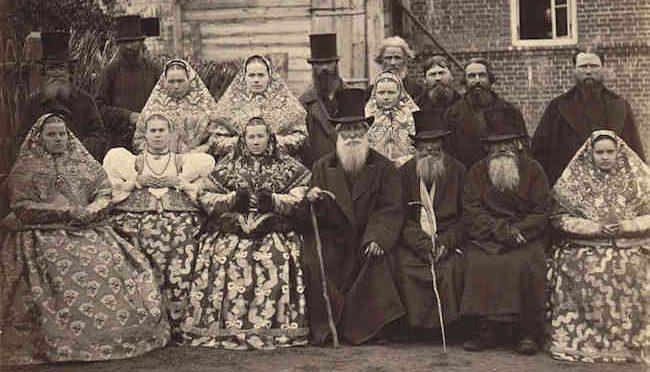 Кого именно называли «тетками» на Руси