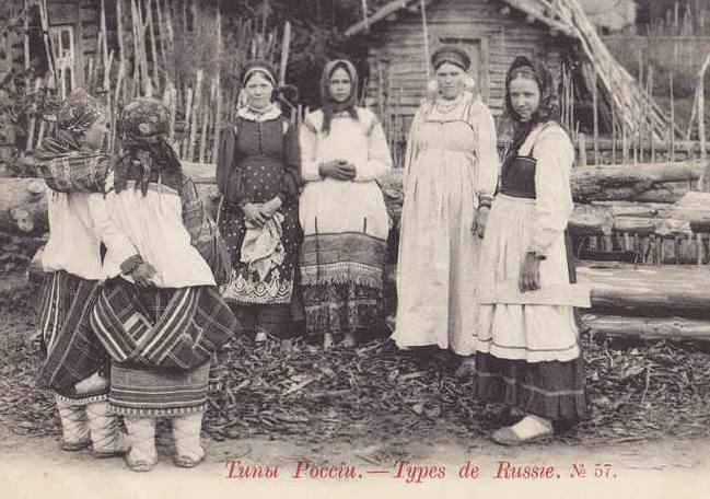 Как дрались русские женщины