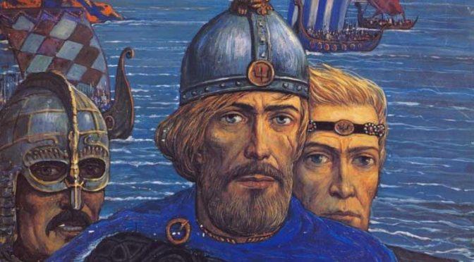 Главные викинги в русской истории