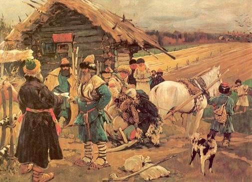 Чему у монголо татар научились русские