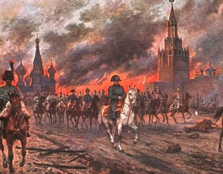 Сколько иностранных войск захватывали Москву