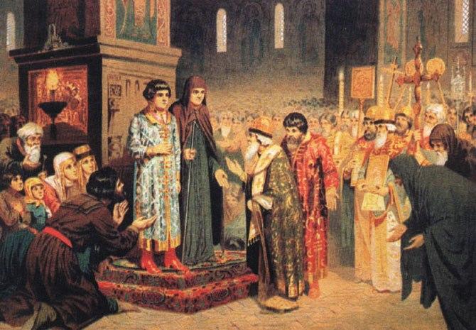 Земский собор: споры вокруг избрания Михаила Романова