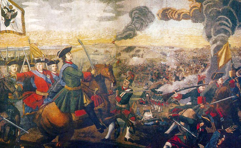 Что на самом деле случилось в Полтавской битве