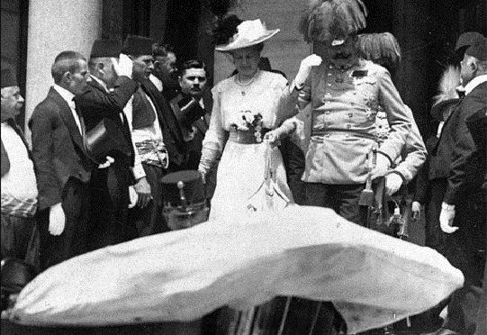 Убийство эрцгерцога Франца Фердинанда: что произошло на самом деле