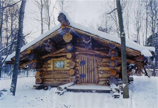 Секс в русском народный стиль баня деревня