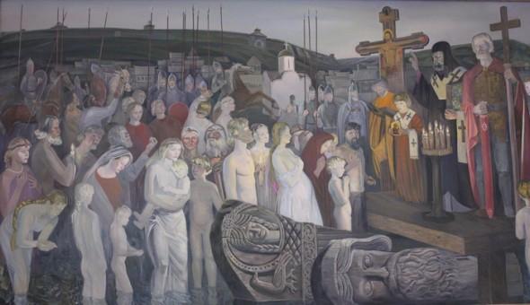 Когда русские приняли христианство