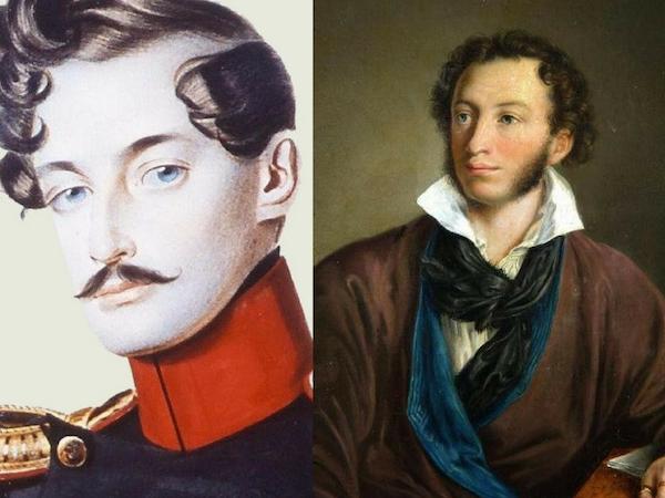 Что произошло между Пушкиным и Дантесом
