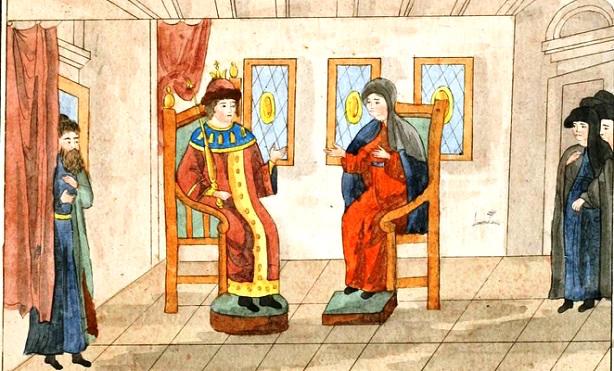 Какой была царская свадьба первого Романова