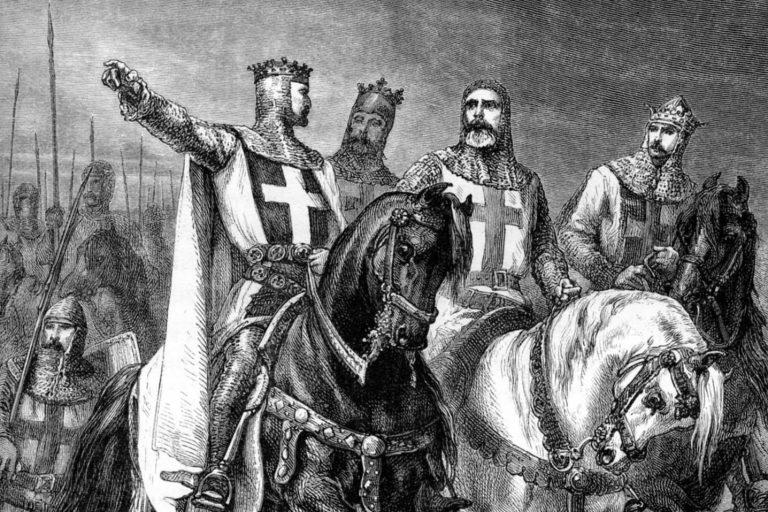 4 государства крестоносцев на Ближнем Востоке