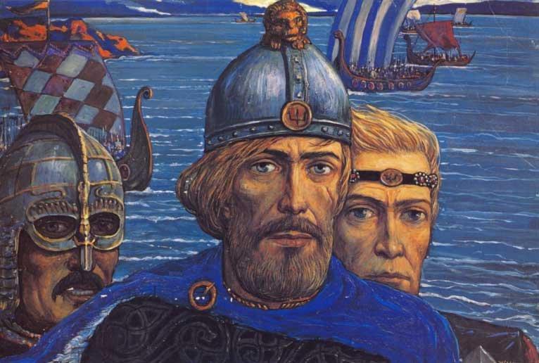 9 главных викингов в российской истории