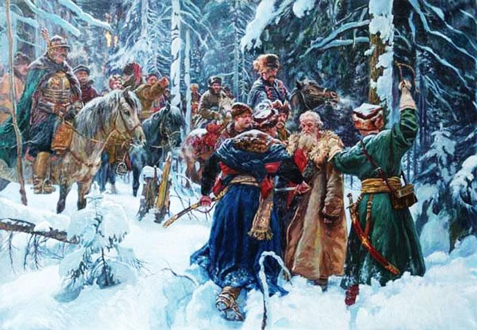 Иван Сусанин: каким был народный герой